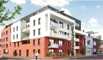 Croix programme immobilier rénové « La Croisée » en loi pinel