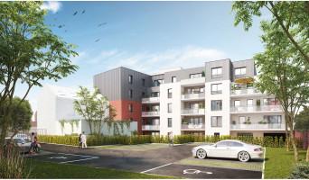 Croix programme immobilier neuve « La Croisée » en Loi Pinel  (2)