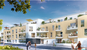 La Rochelle programme immobilier neuve « Hemera »