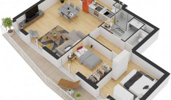 La Rochelle programme immobilier neuve « Hemera »  (2)