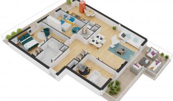 La Rochelle programme immobilier neuve « Hemera »  (4)