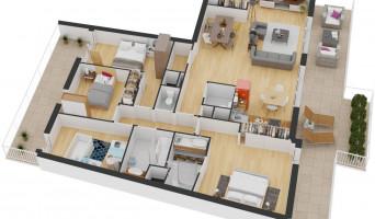 La Rochelle programme immobilier neuve « Hemera »  (5)