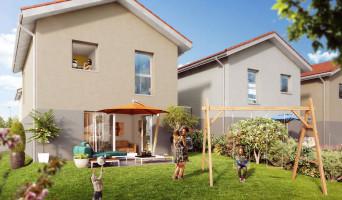 L'Isle-d'Abeau programme immobilier neuve « Maisons Green Archipel »