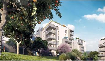 Clermont-Ferrand programme immobilier rénové « Prisme » en loi pinel