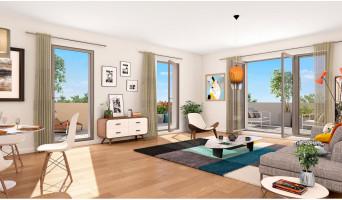 Toulouse programme immobilier neuve « Pavillon 32 » en Loi Pinel  (2)