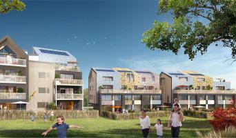 Saint-Erblon programme immobilier neuve « Granges de Saint-Erblon » en Loi Pinel  (2)
