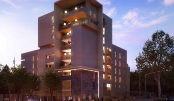 Montpellier programme immobilier neuve « Mikasa » en Loi Pinel  (2)
