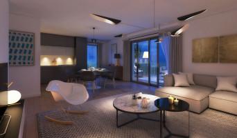 Montpellier programme immobilier neuve « Mikasa » en Loi Pinel  (4)