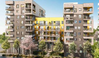 Asnières-sur-Seine programme immobilier neuve « So Oh »  (2)
