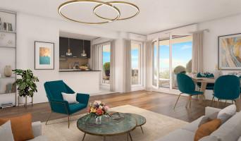 Asnières-sur-Seine programme immobilier neuve « So Oh »  (3)