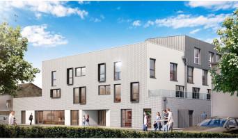 Le Petit-Quevilly programme immobilier neuve « Le Hub »