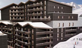 Mont-de-Lans programme immobilier rénové « La Restanque »