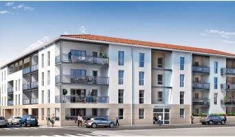 Miramas programme immobilier rénové « Le Clos du Vieux Figuier » en loi pinel