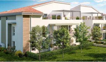 Tournefeuille programme immobilier neuve « Les Terrasses du Lac » en Loi Pinel  (2)