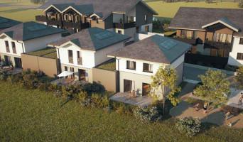 Cranves-Sales programme immobilier neuve « Harmony »