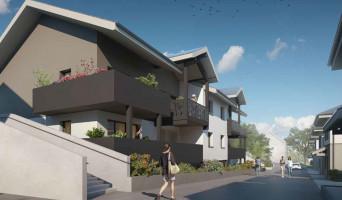Cranves-Sales programme immobilier neuve « Harmony »  (2)
