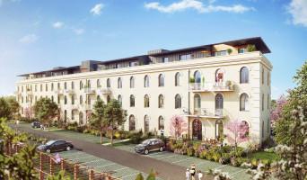 Vernon programme immobilier neuve « Les Allées Viretii TR2 »