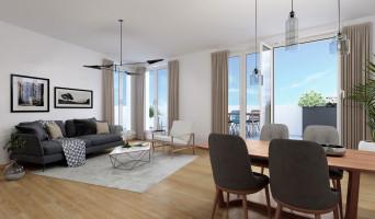 Vernon programme immobilier neuve « Les Allées Viretii TR2 »  (2)