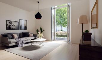 Vernon programme immobilier neuve « Les Allées Viretii TR2 »  (3)