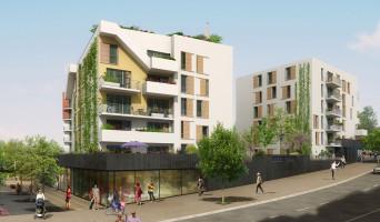 Le Petit-Quevilly programme immobilier neuve « Botanii »