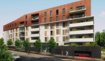 Le Petit-Quevilly programme immobilier neuve « Botanii »  (2)