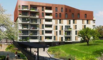 Le Petit-Quevilly programme immobilier neuve « Botanii »  (3)