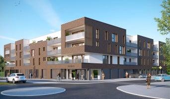 Bois-Guillaume programme immobilier rénové « Villa Cassinii » en loi pinel