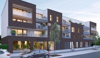 Bois-Guillaume programme immobilier neuve « Villa Cassinii » en Loi Pinel  (2)