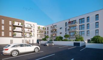 Bois-Guillaume programme immobilier neuve « Villa Cassinii » en Loi Pinel  (3)