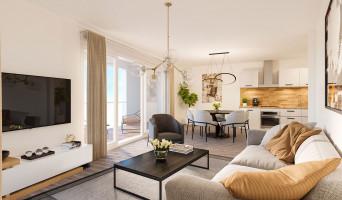Bois-Guillaume programme immobilier neuve « Villa Cassinii » en Loi Pinel  (4)