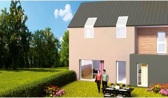 Brest programme immobilier rénové « Le Clos du Parc »