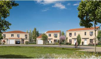 Pont-Évêque programme immobilier neuve « Le Domaine d'Elise IV »  (2)