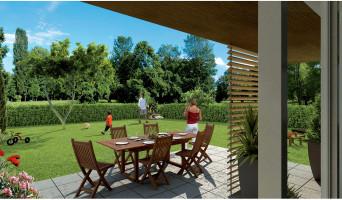 Pont-Évêque programme immobilier neuve « Le Domaine d'Elise IV »  (3)