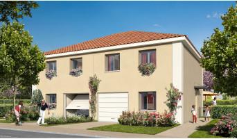 Pont-Évêque programme immobilier neuve « Le Domaine d'Elise IV »  (4)