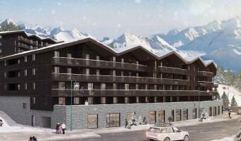 Mont-de-Lans programme immobilier rénové « Le Hameau »
