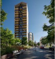 Bordeaux programme immobilier neuve « Tour Silva » en Loi Pinel  (2)