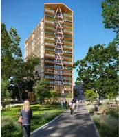 Bordeaux programme immobilier neuve « Tour Silva » en Loi Pinel  (3)