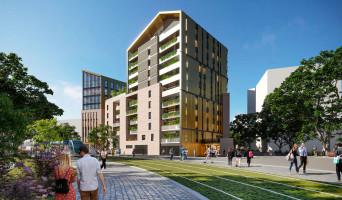 Bordeaux programme immobilier neuve « Tour Silva » en Loi Pinel  (4)