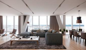 Bordeaux programme immobilier neuve « Tour Silva » en Loi Pinel  (5)