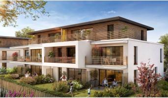 La Baule-Escoublac programme immobilier neuve « Domaine du Bois Robin » en Loi Pinel  (2)