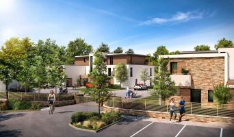 La Baule-Escoublac programme immobilier neuve « Domaine du Bois Robin » en Loi Pinel  (3)