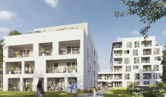 Marseille programme immobilier neuf « La Scala » en Loi Pinel