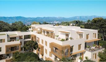 Marseille programme immobilier rénové « Villa Bianca » en loi pinel