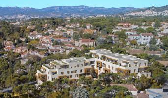 Marseille programme immobilier neuve « Villa Bianca » en Loi Pinel  (2)