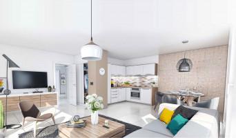 Marseille programme immobilier neuve « Villa Bianca » en Loi Pinel  (3)