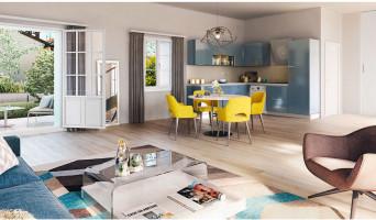 Périgny programme immobilier rénové « Le Domaine de Beaupréau » en loi pinel