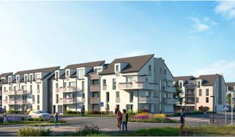 Melun programme immobilier rénové « L'Edenys » en loi pinel