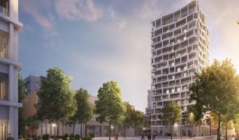 Lyon programme immobilier neuve « So'Ô - Confluence »