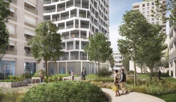 Lyon programme immobilier neuve « So'Ô - Confluence »  (2)
