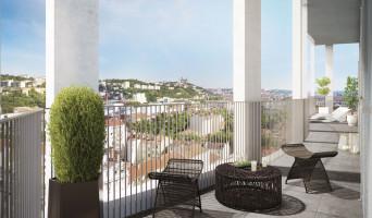 Lyon programme immobilier neuve « So'Ô - Confluence »  (3)